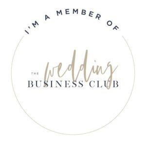 Wedding Business Club Member